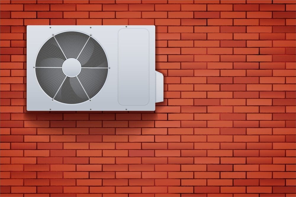 different types of air conditioning systems