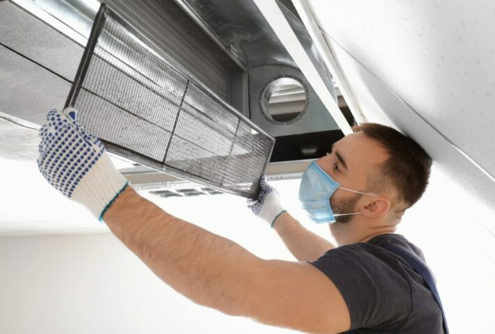 How to Get a Healthy Air Duct Cleaning