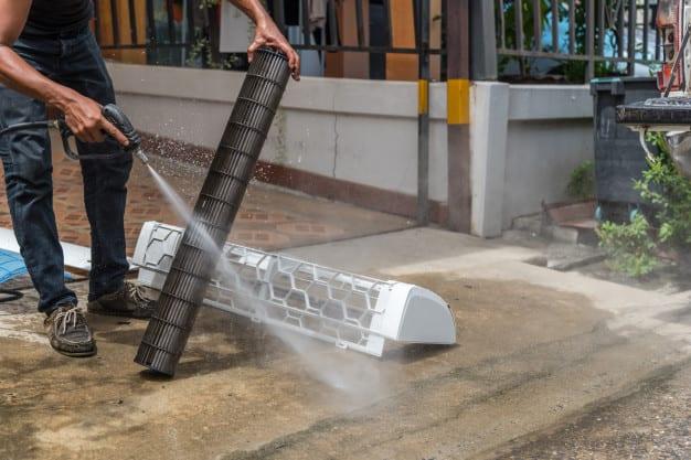 air heater repair