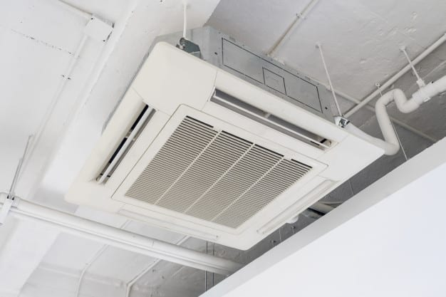 bad smell from ac