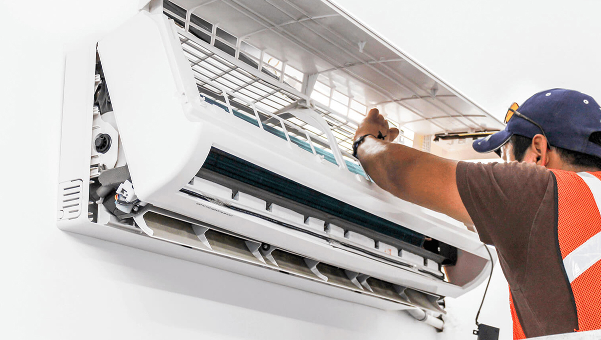 What is the average cost of AC repair service and how often does ...
