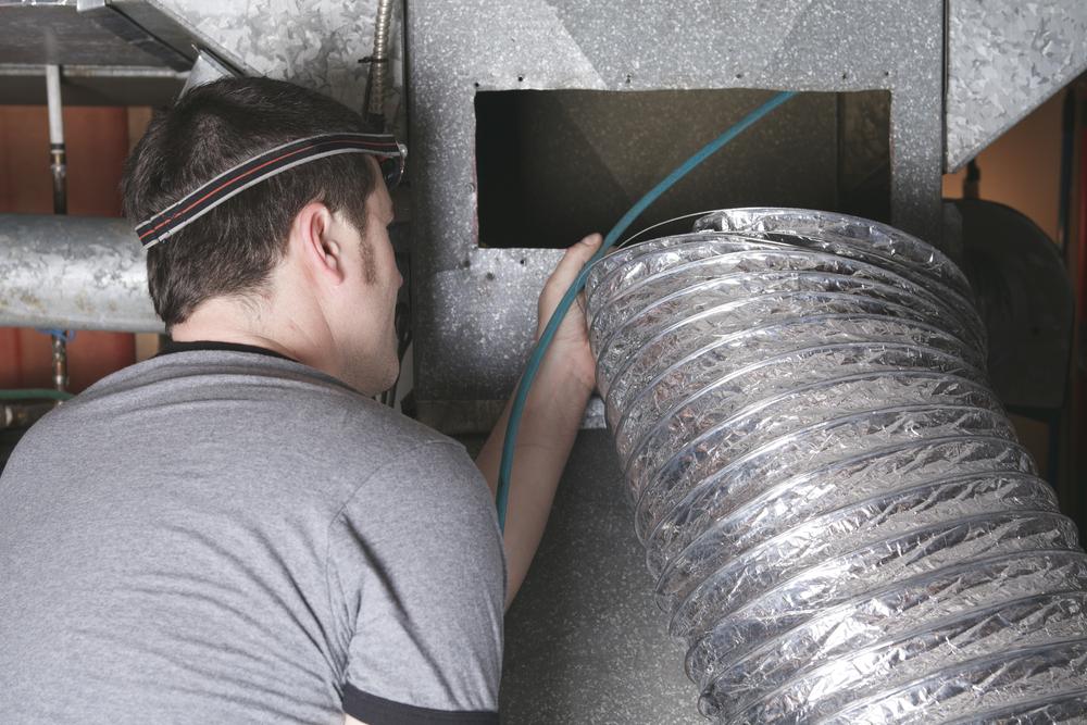 flex-air-duct-installation